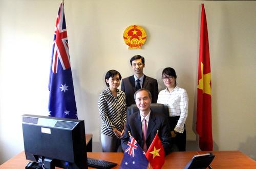 TLSQ Việt Nam tại Perth