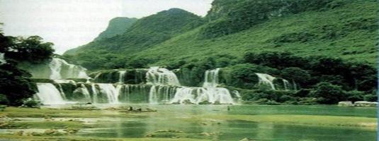 Thác Bản Giốc, tỉnh Cao Bằng - Ban Gioc Falls, Cao Bằng province