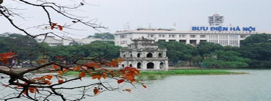 Hồ Hoàn Kiếm, Thủ đô Hà Nội - Hoan Kiem Lake, Ha Noi